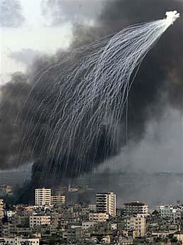 Israel utiliza os ataques à população de Gaza para testar suas novas armas