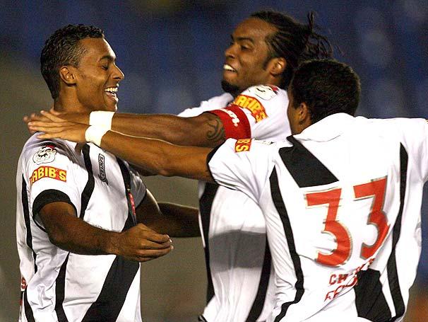 Vasco 4 x 1 Botafogo, quinta-feira, 12 de março, no Maracanã