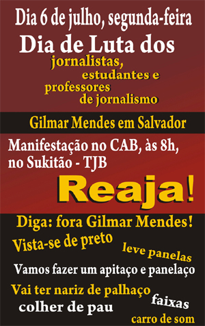 Sinjorba - manifestação nesta segunda-feira - 060709 - I. jpeg