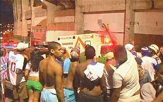 A tragédia de 26 de novembro de 2007 na Fonte Nova