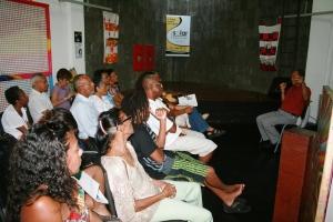 betinho compartilha biografia com o publico