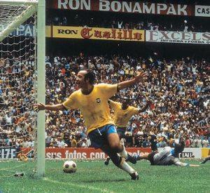 Tostão - Brasil - foto Lemyr Martins