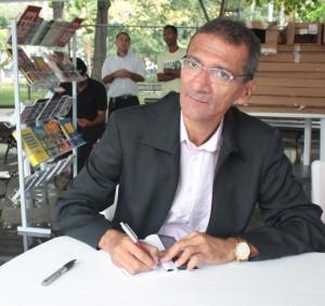 Jornalista Elieser Cesar
