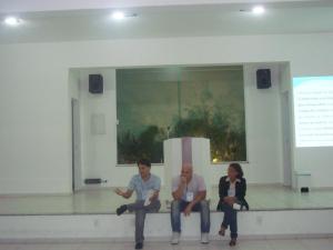Palestra no Centro Espírita Antônio Cruz - 17-01-2013 (2)