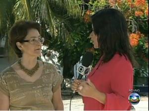Marlene Vaz - entrevista no Jornal da Manhã sobre tráfico de pessoas