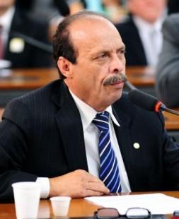 Deputado federal Lourival Mendes - autor da PEC 37