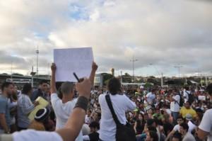 Manifestação em 17-06-13 - II