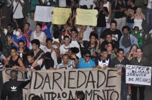 Manifestação em 17-06-13 - III
