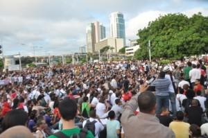 Manifestação em 17-06-13 - IV