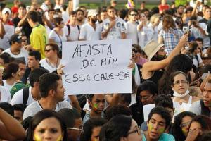 Manifestação em 17-06-13 -V