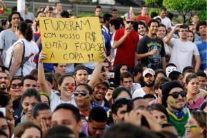 Manifestação em 17-06-13 - VI