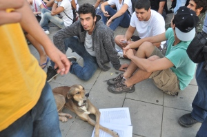 Manifestação em Salvador - 17-06-13 - Crédito Reginaldo Ipê (1)
