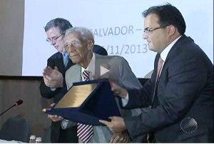 Advogado Edgar na TV Bahia - 26-11-2013