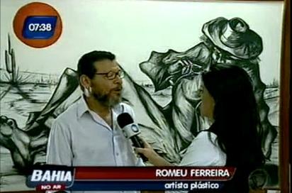 TV Record - Romeu Ferreira - 19-11-2013