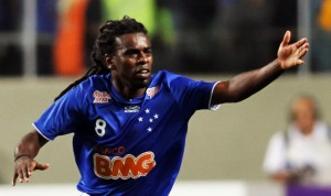 Jogo Cruzeiro x Botafogo RJ