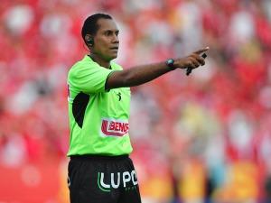 Márcio Chagas - árbitro que sofreu racismo II