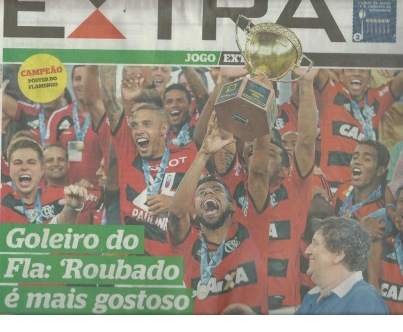 Flamengo - roubado é mais gostoso - II