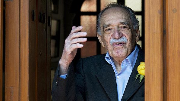 Gabriel García Márquez - escritor consagrado, intelectual, polêmico - Foto - Yuri Cortez - Agência France Press