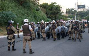 Polícia no Dique do Tororó - foto: advivo.com.br