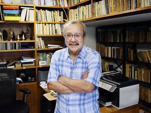 João Ubaldo Ribeiro - Foto - Leonardo Aversa - Agência - O Globo