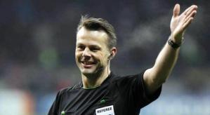O árbitro holandês Bjorn Kuipers