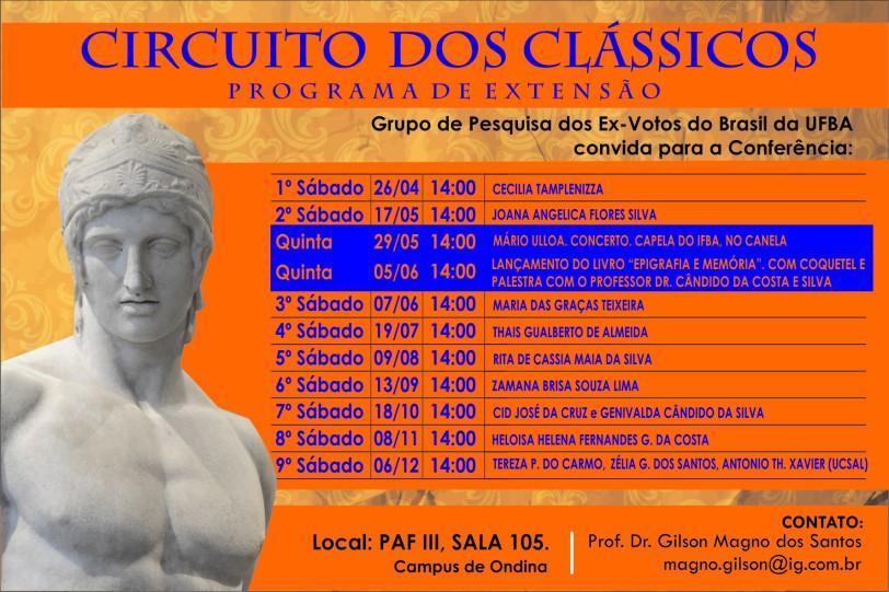 CIRCUITO DOS CLÁSSICOS 2