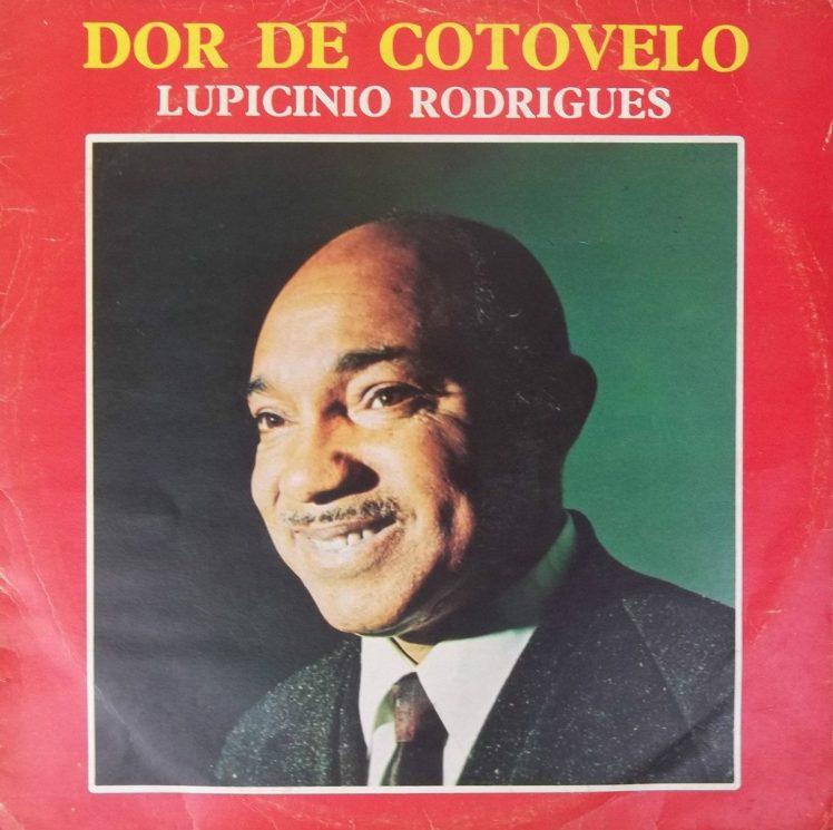 Lupicínio Rodrigues - capa de LP