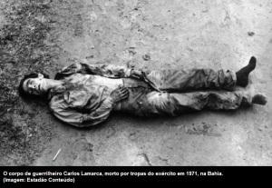 Carlos Lamarca morto