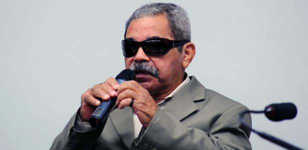 Manoel da Conceição durante depoimento, em 2012, à Comissão Parlamentar Memória, Verdade e Justiça da Comissão de Direitos Humanos, em Brasília