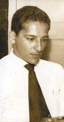 Britto Cunha nos anos 60