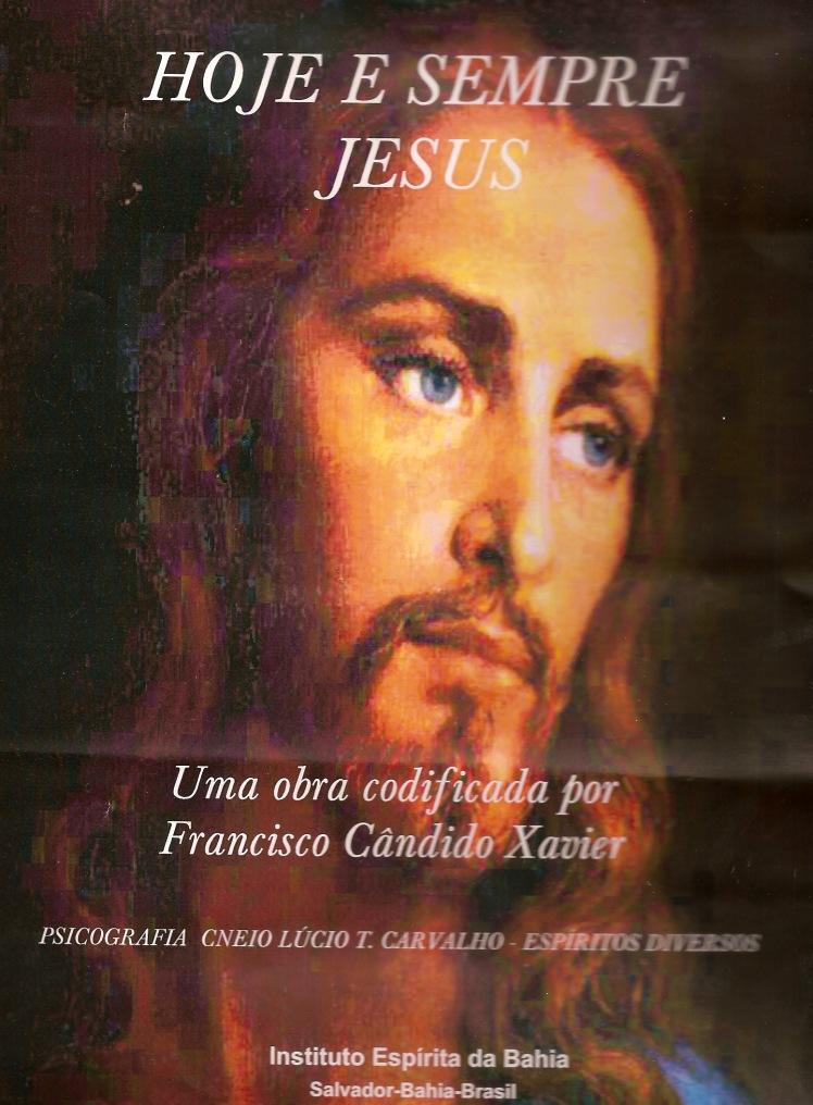 Hoje e sempre Jesus - livro do IEB