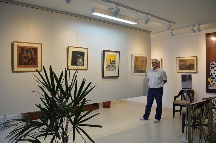 Miguel Cotrim expõe no TRT até 05-06-2015