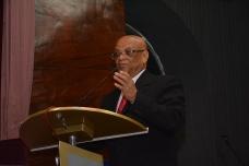 Armando Campos de Oliveira, presidente da AFPEB