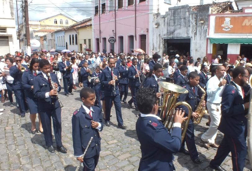 Minerva Cachoeirana na festa da Boa Morte 2015 (1)