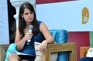 Escritora portuguesa Mariana Trigo Pereira