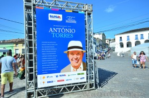 A Flica homenageou o escritor Antônio Torres
