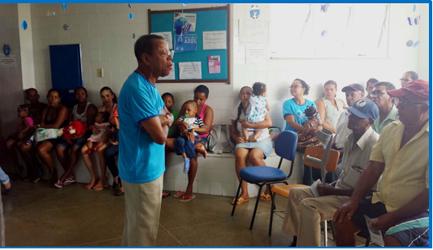 Palestra do urologista Venceslau Silva alerta para a necessidade da prevenção