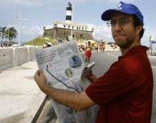 Aguirre Peixoto Talento com a matéria publicada em 2011