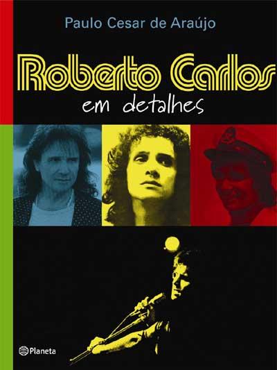 Livro Roberto Carlos em detalhes