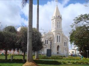 Conquista - Igreja de Nossa Senhora das Vitórias