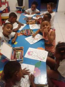 GESA - fotos sobre a evangelização infantil