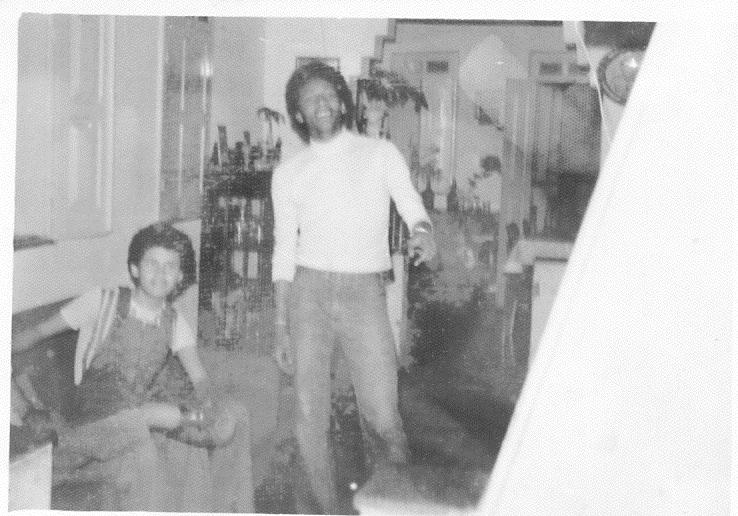 Paulo Nunes e Bomfim - dia de festa - 21-02-1976