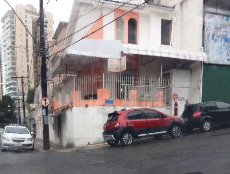 Rua Pedro Lessa - local onde o carro foi guinchado em 30-03-17 (2B)