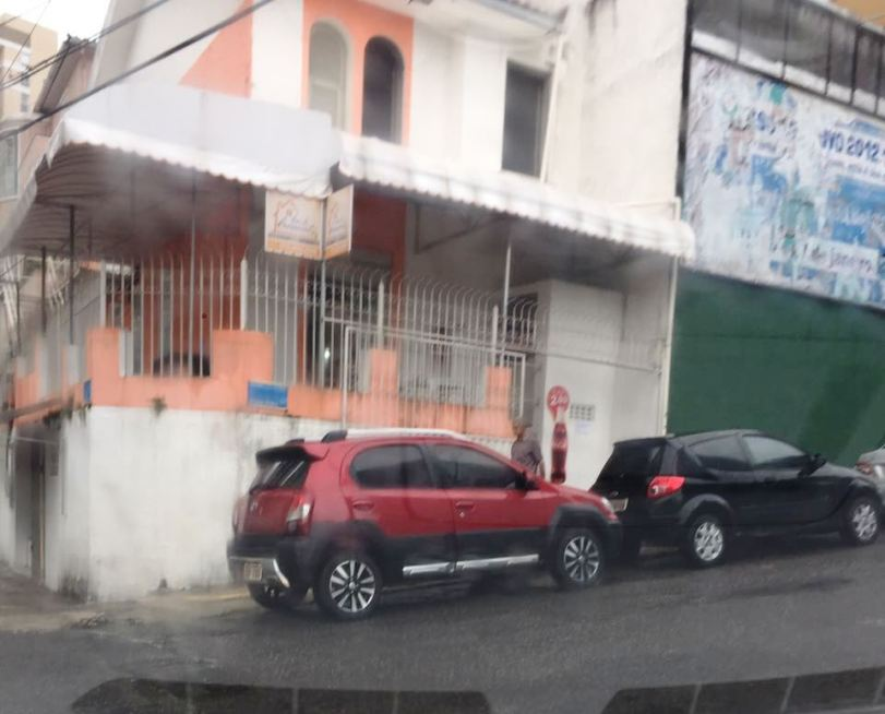 Rua Pedro Lessa - local onde o carro foi guinchado em 30-03-17 (4B)
